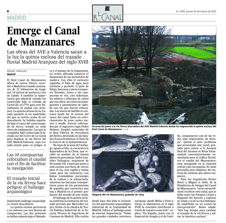 El País - 10/03/2011